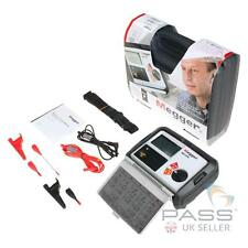 Megger MIT300 Portable Insulation and Continuity Tester with Calibration Option