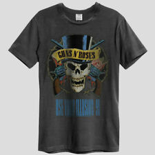 Amplified Guns N Roses Use Your Illusion T-Shirt - Herren Band Shirt ( S - XXL )