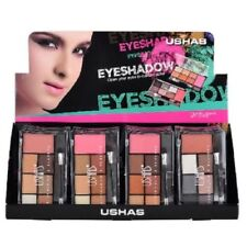 New 6 Colours Eyeshadow and A Blush Palettewith a Brush Makeup Kit Set Make Up