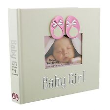 Baby Boy or Girl Keepsake Photo Album Gift NEW