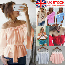 Women Ladies Loose Short Sleeve Casual Blouse Shirt Tops Fashion Summer T-shirt