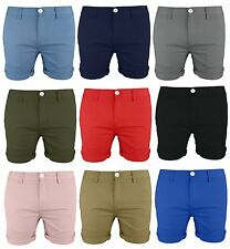 Mens Chino Shorts Summer Cotton Half Pant Casual Jeans Cargo Combat Shorts New