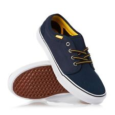 VANS 106 VULCANIZED RIPSTOP DRESS BLUE NAVY TRAINERS