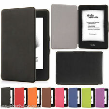 Smart sottile Custodia Protettiva Amazon Kindle Paperwhite 1/2/3 Cover Case 8