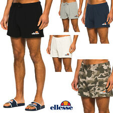 ELLESSE Short hommes ribollita pantacourt décontracté Football Gym Fitness