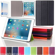 "Elegante Apple iPad Pro 9.7"" Custodia Protettiva+ film Borsa Smart Case 9-Farbe"
