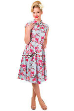 Banned Last Dance Cherry Blossom Vintage Dress