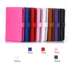 PU Leather Case Cover With Keyboard & Stand For 10 Inch Tablet PC