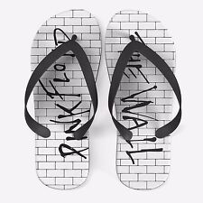 Infradito Pink Floyd, Flip Flop Rock, Musica, Ciabatte Mare, The Wall