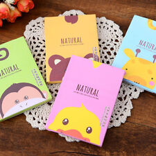 50x Facial Oil Control Film Wipes Sheets Absorbing Face Blotting Paper Grease
