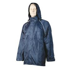Chaqueta Impermeable Wind Foraventure, colores verde y azul marino, 32480