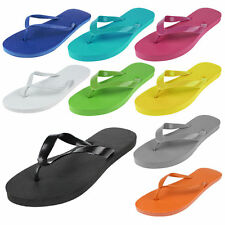 FLIP FLOPS NEW LADIES GIRLS BEACH JELLY FLIPFLOPS SANDALS SHOES ALL SIZES