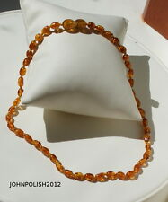 Child's Baltic Amber Necklace