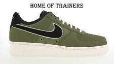 Nike Air Force 1 '07 LV8 Palm Green Black Sail Men's Trainers All Sizes