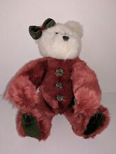 Boyds Collection Gwendolyn Jointed Teddy Bear Plush HTF New Stuffed Animal Toy