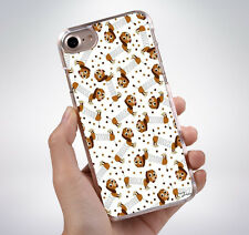 TOY STORY DOG PATTERN Hard Phone Case Cover Fits Iphone (TH)