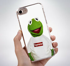 KERMIT THE FROG SUPREME Rubber Phone Case Cover Fits Iphone (TR)