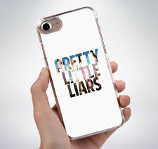PRETTY LITTLE LIARS Rubber Phone Case Cover Fits Iphone (TR)