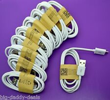 20xOEM Rapid Charge Micro USB Cable Fast Charging Cord With High Speed Data Sync
