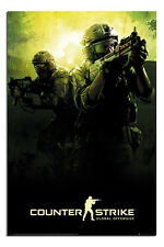 Counter Strike Global Offensive Poster New - Maxi Size 36 x 24 Inch