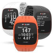 Polar M430 Runners Watch Wrist Heart Rate Sensor GPS and 24/7 Activity Tracking