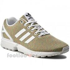 Scarpe Adidas Originals ZX Flux bb2772 Running Uomo Sneakers Multicolor White Vi