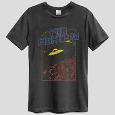 Amplified Foo Fighters Flying Saucers T-Shirt - Herren Band Shirt - ( S - XXL )