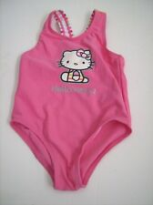 Baby Girls Hello Kitty Bathing Suit Swimming Costume 3 6 9 12 18 24 months