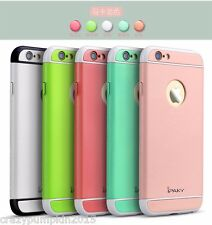IPAKY Fruit Color 360 3in1 Dual Hybrid Back Case Cover for *Apple iPhone 6/6S*