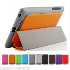 PU Leather Flip Case Book Cover Stand Folio For Asus Google Nexus 7 1st Gen 2012