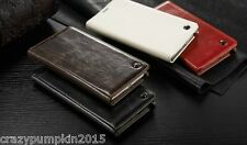 *Original* CaseMe Leather Magnetic Flip Cover Case For Samsung Galaxy Note Edge