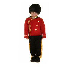 London Royal Busby Guard Military Soldier Buzby Honour Book Day English