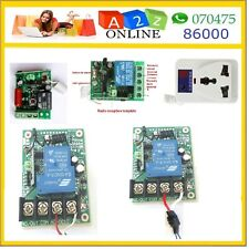 433MHz Learning Receiver(Only)10/30ATo Work With Existing/New Rf Transmitter