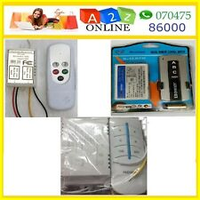Non Learning 1/2/3/4 Way Remote Control Switch-Many Models-2-Select !!!!