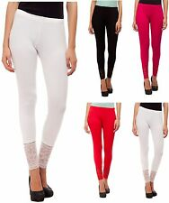 Akaira Ladies Lace Legging with Mayani & 5 inch LYCRA Lace 4x4 LYCRA Value Pck