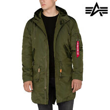 Vintage fishtail alpha industries mod m65 parka