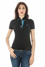 Fred Perry BO-31302172 Jersey para mujer - color Negro ES