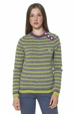 Fred Perry BO-31352059 Jersey para mujer - color Gris ES