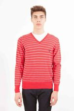 Fred Perry BO-30412152 Jersey pour homme - coleur Rouge FR