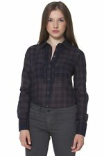 Fred Perry BO-31213608 Camicia donna - colore Multicolore IT
