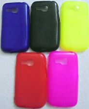 for samsung galaxy s3312 rex 60 soft silicone back case cover new