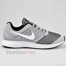 Scarpe Nike Downshifter 7 GS Sneakers 869969 003 Junior Wolf Grey White Casual