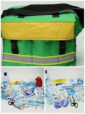 First Response First Aid Kit or Advanced EMT Responder Kit. Empty Bag Choices.