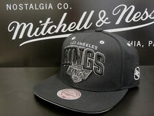 Mitchell & Ness M&N Snapback Team Arch 2 Los Angeles Kings Black Cap Kappe