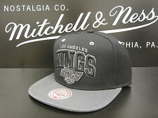 Mitchell & Ness M&N Snapback Team Arch 2 Los Angeles Kings Schwarz 3 Cap Kappe