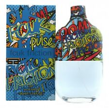 FCUK FRICTION PULSE FOR HIM EAU DE TOILETTE PARA ÉL. NUEVO