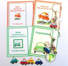 Congratulations Passing Driving Test Gift Good Luck with Driving Test Key Ring