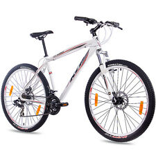 "27,5"" Zoll MTB MOUNTAINBIKE FAHRRAD KCP GARRIOT mit 21G SHIMANO weiss B-WARE"