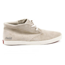 Coca Cola CCA0526 KRUNNER MIX CREAM Lace-up Zapatos para hombre Beige ES