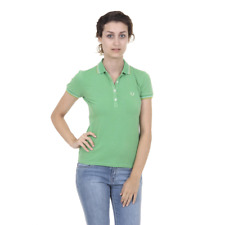 Fred Perry 31162236 0033 chemise polo pour femme Vert FR